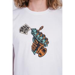 Beach Pack T-shirt Ray Gun – White SS18