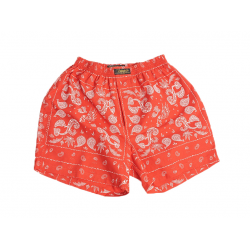 Boxer Shorts – Red SS18