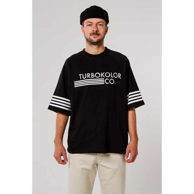 BASEBALL OVERSIZE TEE CONTAINER