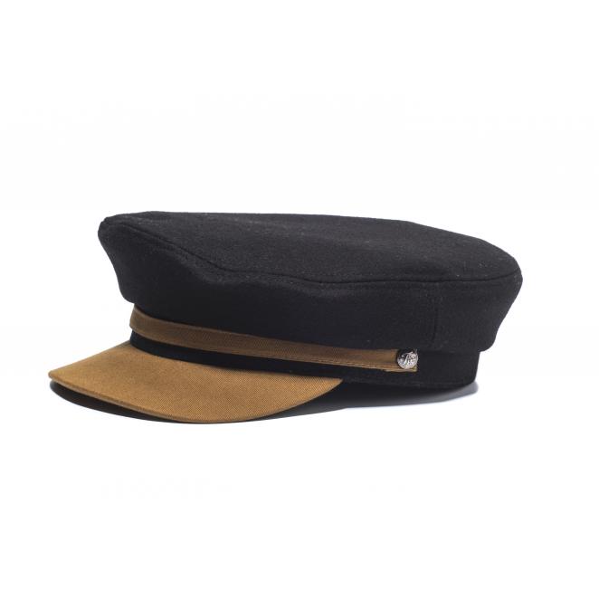 Sailor Cap Black FW17