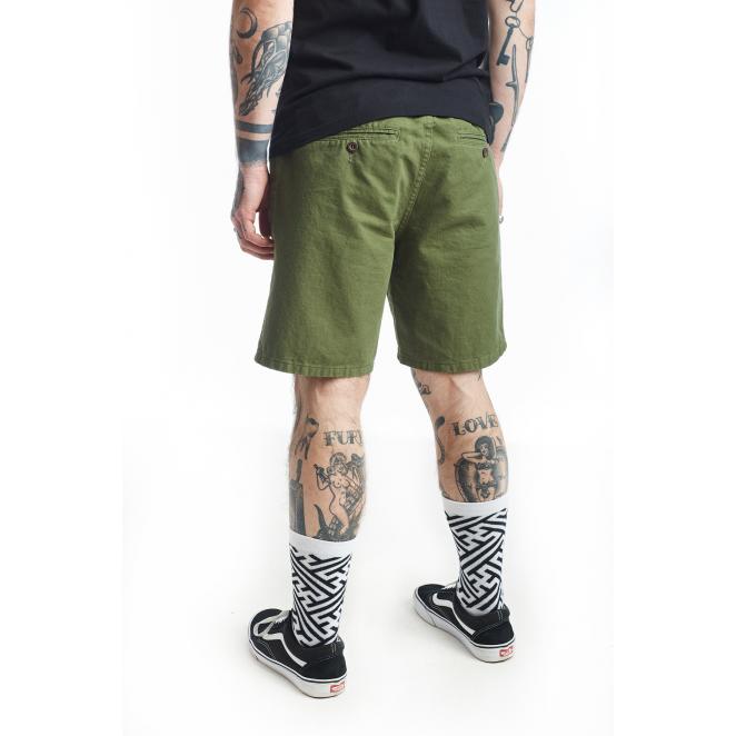 Shorts Deck Crew DC – Khaki SS18