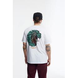 T-shirt Patrol DC – White SS18